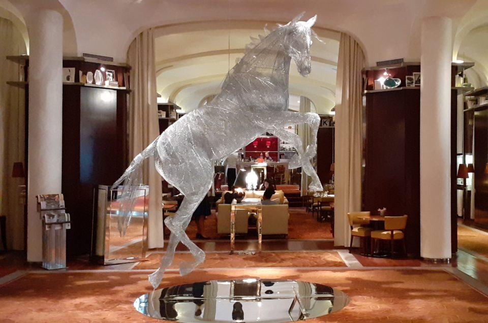 L'Art dans l'hôtellerie